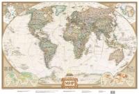 Карта мира. Политическая